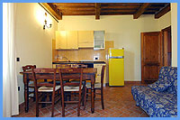 Podere La Macchia - Apartment for 4 up to 6 persons