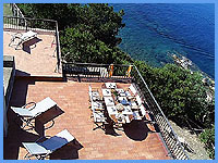 Torre delle Cannelle - Terraces with sea view