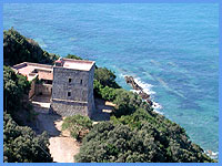 Torre delle Cannelle - Charming Holiday Accommodation on the Coast - Maremma Tuscany
