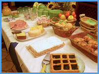 B&B Villa Lavinia - Breakfast Buffet