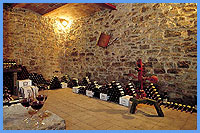 Villa Vistarenni - The Wine Cellar
