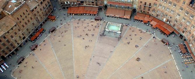 Siena - Das Zentrum