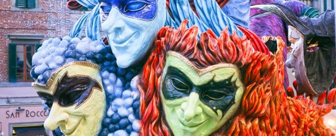Carnevale Foiano della Chiana Toskana
