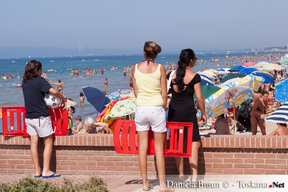 Ferragosto, der italienische Feiertag im Sommer